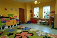Sala przedszkola na Ogana